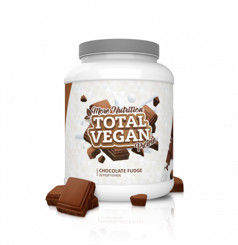 Total Vegan Protein (1000g), More Nutrition