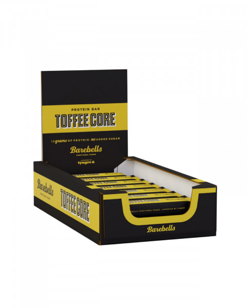 18er Pack Core Bars Riegel (18x35g), Barebells
