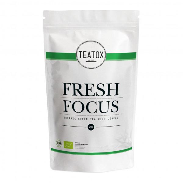 Bio Fresh Focus (70g), Teatox- MHD 18.06.21