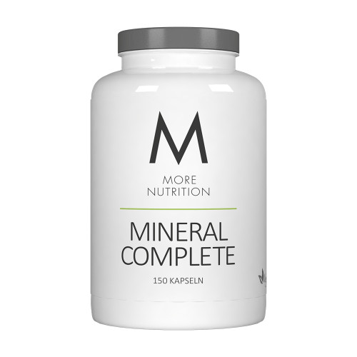 Mineral Complete (150 Kapseln), More Nutrition