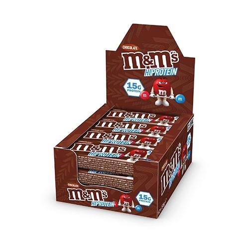 M&M´s Protein Riegel (51g), Mars