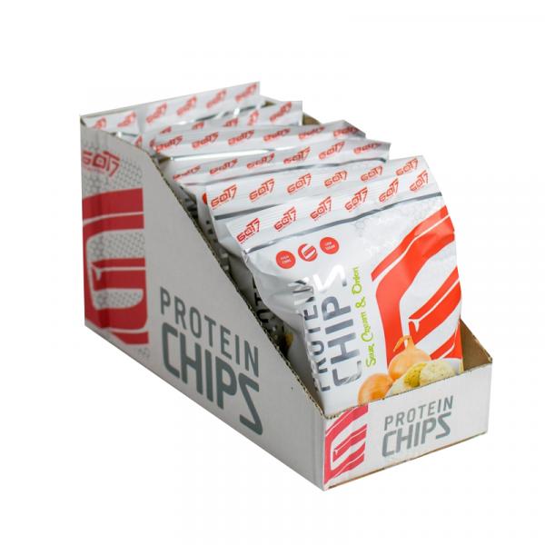 6x Protein Chips (6x50g), Got7 Nutrition