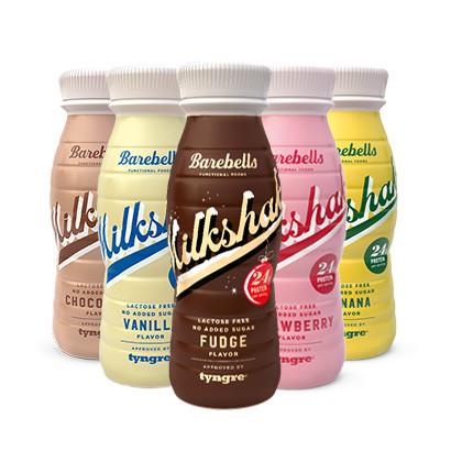 Barebells Milkshake Protein Drink (330ml)