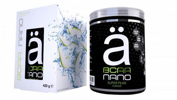 ä Nano BCAA (420g), Nextlevel Nutrition