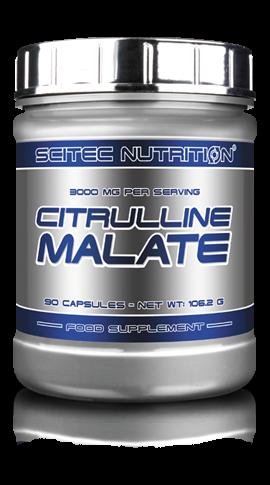Citrulline Malate (90 Caps), Scitec Nutrition