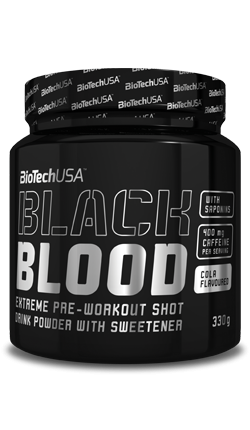 Black Blood (330g), BioTechUSA