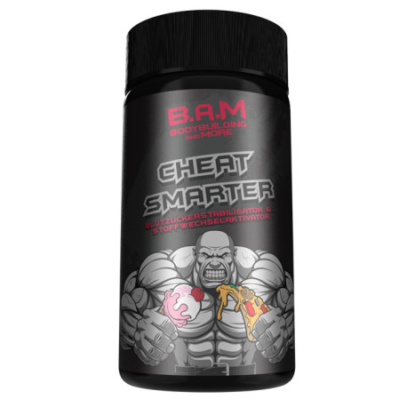 Cheat Smarter - B.A.M