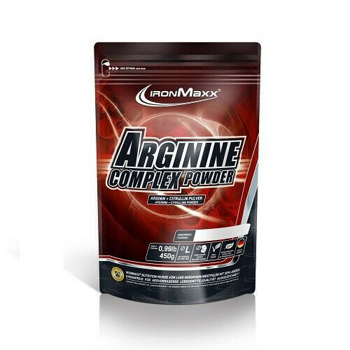 Arginin Complex (450g), Ironmaxx Nutrition