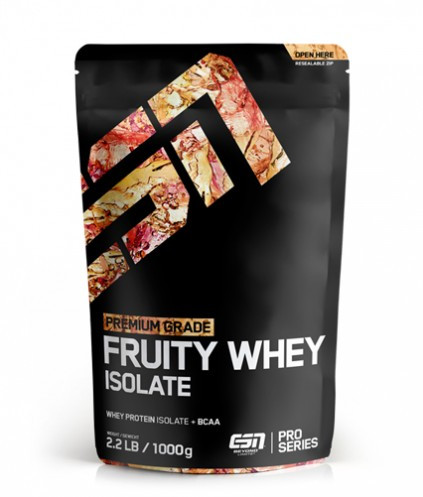 Fruity Whey Isolate (1000g), ESN Supplements