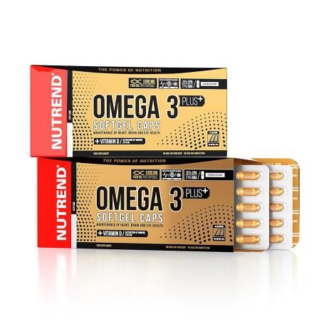 Omega 3 Plus (120 Caps), Nutrend