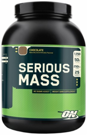 Serious Mass (2727g), Optimum Nutrition