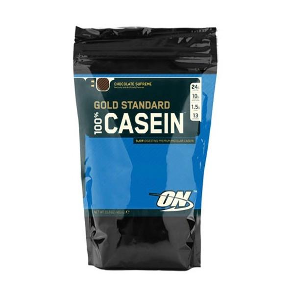 Gold Standard 100% Casein (450g), Optimum Nutrition