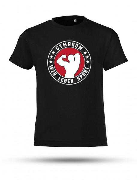 Gymroom Shirt V2 Black