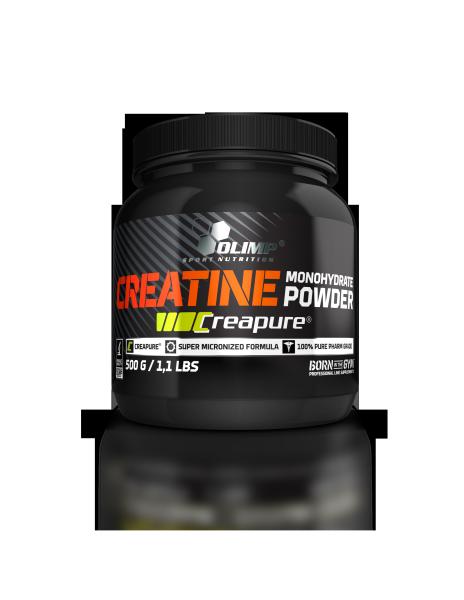 Creapure Creatine Monohydrate (500g), Olimp