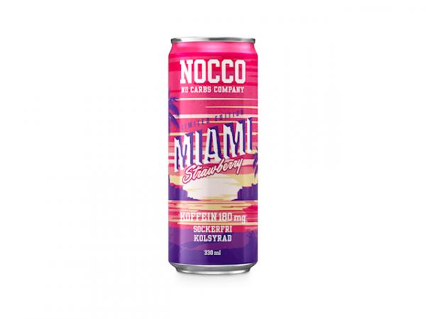 NOCCO MIAMI Limited Edition (330ml)