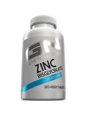 GN Laboratories Zinc Bisglycinate 120 Tabletten