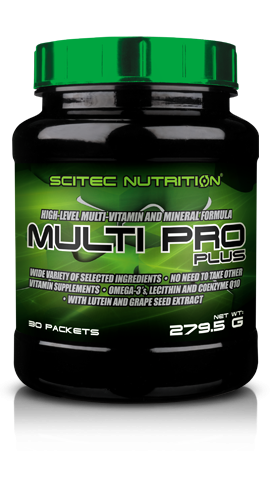 Multi-Pro Plus (30 Packs), Scitec Nutritiuon