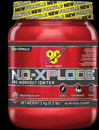 N.O. Xplode 3.0 (600g), BSN