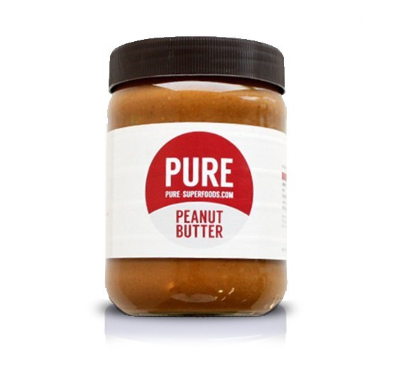 Peanutbutter (500g), Pure Superfoods