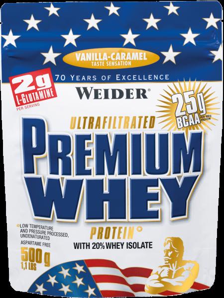 Premium Whey (500g), Weider