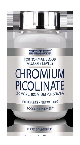 Chromium Picolinate (100 Tabs), Scitec Nutrition