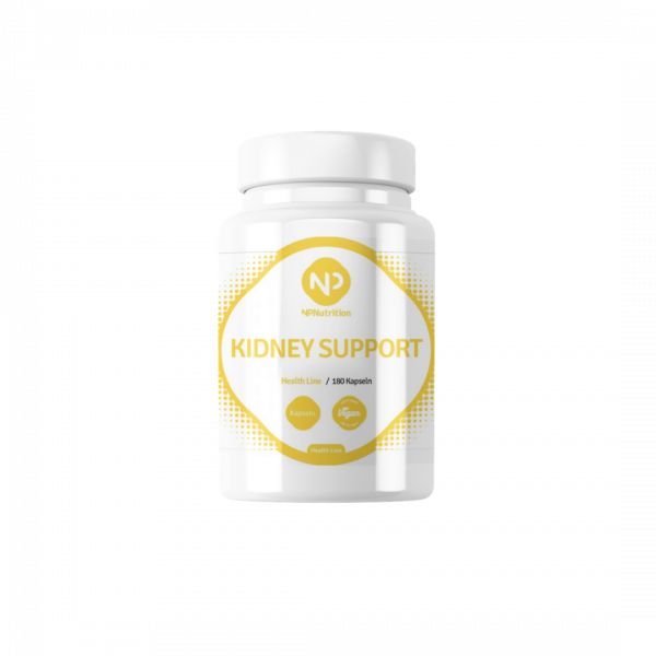 Kidney Support (180 Kapseln), NP Nutrition