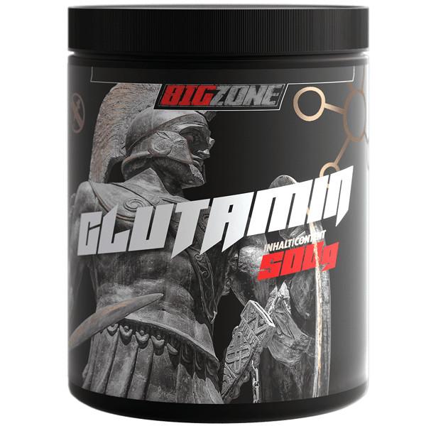L-Glutamin (500g), BigZone