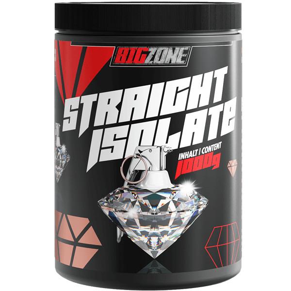 Straight Isolate (1000g), BigZone