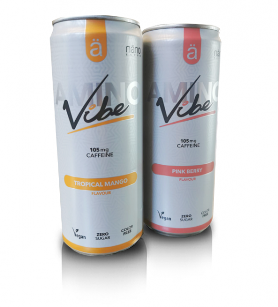 Amino Vibe Drink (330ml), Näno Supps