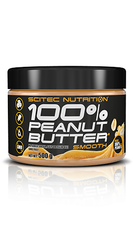 100% Peanut Butter (500g), Scitec Nutrition