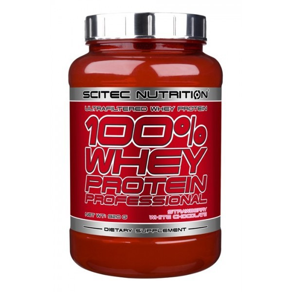 100% Whey Professional (920g), Scitec Nutrition