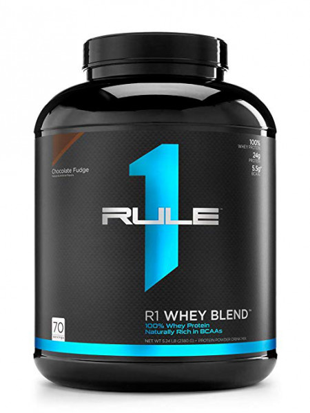 Rule One Whey Blend (2300g), R1 Protein