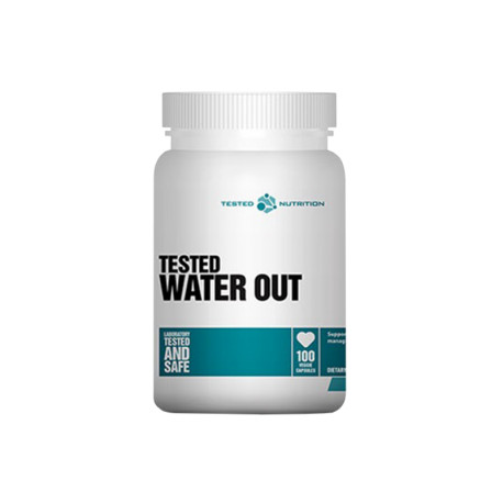 Water Out (100 Kapseln), Tested Nutrition