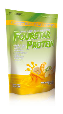 Fourstar Protein (500g), Scitec Nutrition