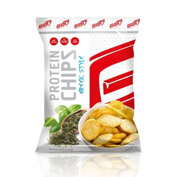Protein Chips (50g), Got7 Nutrition