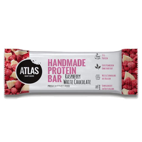 Handmade Protein Bar (62g), Atlas