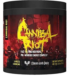 Cannibal Riot (300g), Chaos and Pain