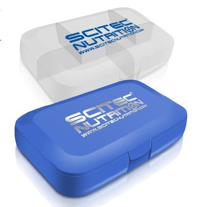 Pillenbox, Scitec Nutrition