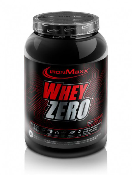Whey Zero (908g), Ironmaxx Nutrition