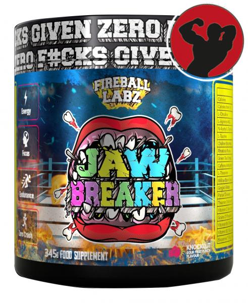 Jawbreaker Booster (345g), Fireballlabz