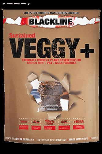 Veggy+ veganes Proteinpulver (900g), #sinob - Blackline 2.0