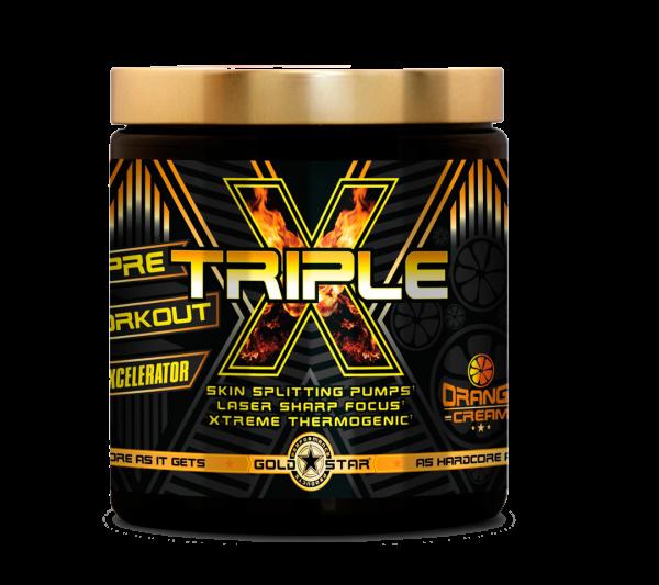 Triple X Old Version (300g), Goldstar Perfomance