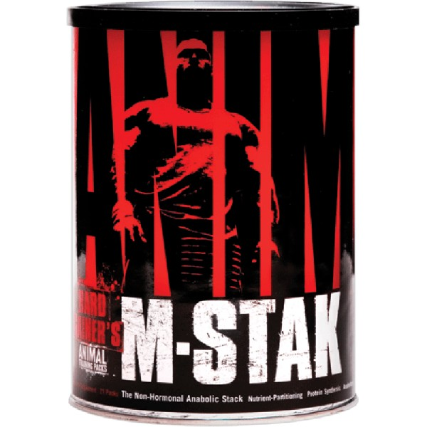 Animal M-Stak (21 Packs), Universal