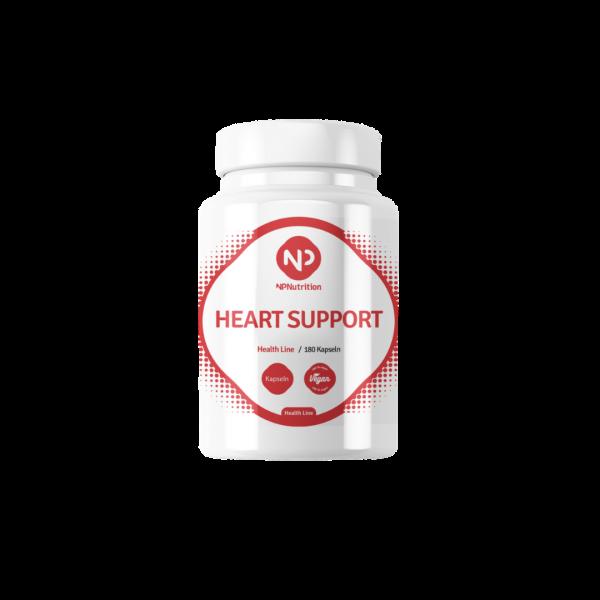Heart Support (180 Kapseln), NP Nutrition
