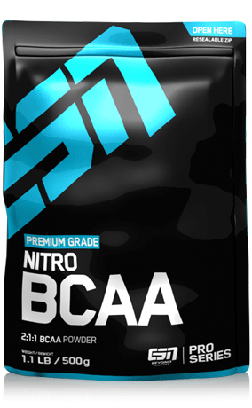 Nitro BCAA Powder (500g), ESN