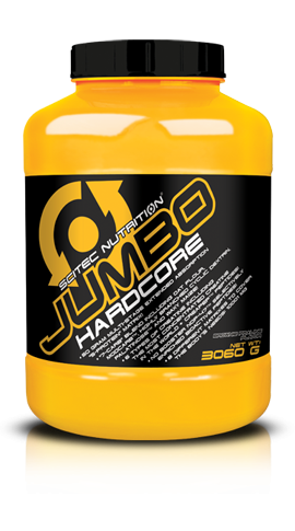 Jumbo Hardcore (3060g), Scitec Nutrition