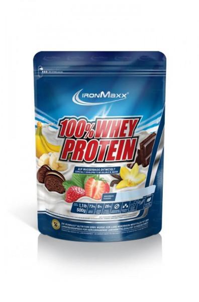 100% Whey Protein (500g), Ironmaxx