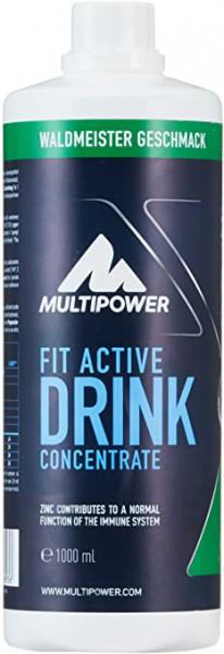 Active Fit Sirupkonzentrat (1000ml), Multipower
