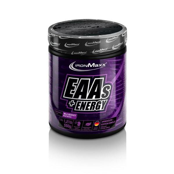 EAA Zero + Energy (550g), Ironmaxx