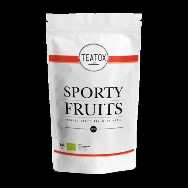 Sporty Fruits (90g), Teatox - MHD 17.06.21